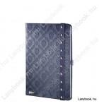 RockStar kék/kék A/6 jegyzetfüzet, sima
