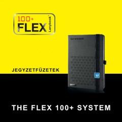 FLEX100+ jegyzetfüzetek